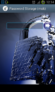 Password Storage- screenshot thumbnail