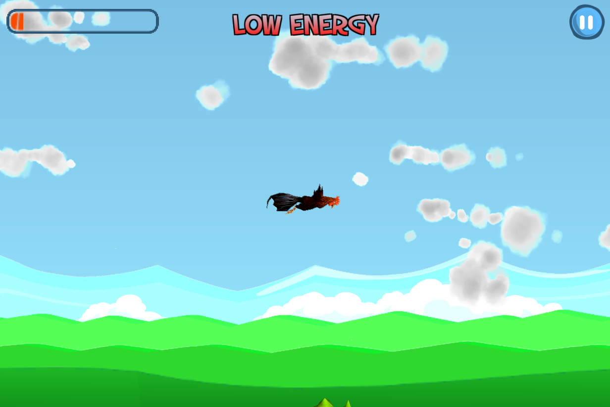 Rooster Run- screenshot