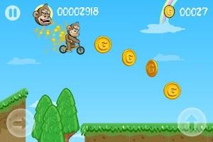 Screenshot of BMX Crazy Bike