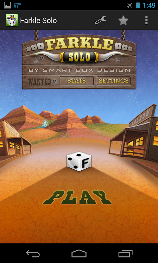 Farkle Solo - Free - screenshot