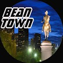 Bean Town Boston Massachusetts icon