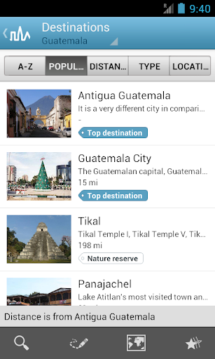 Guatemala Guide by Triposo