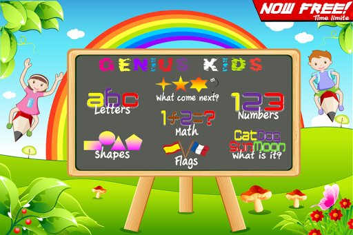 Genius Kids Learning ABC Games