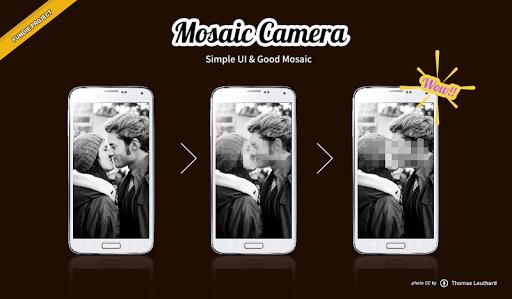 【免費攝影App】馬賽克凸輪:照片編輯器-APP點子