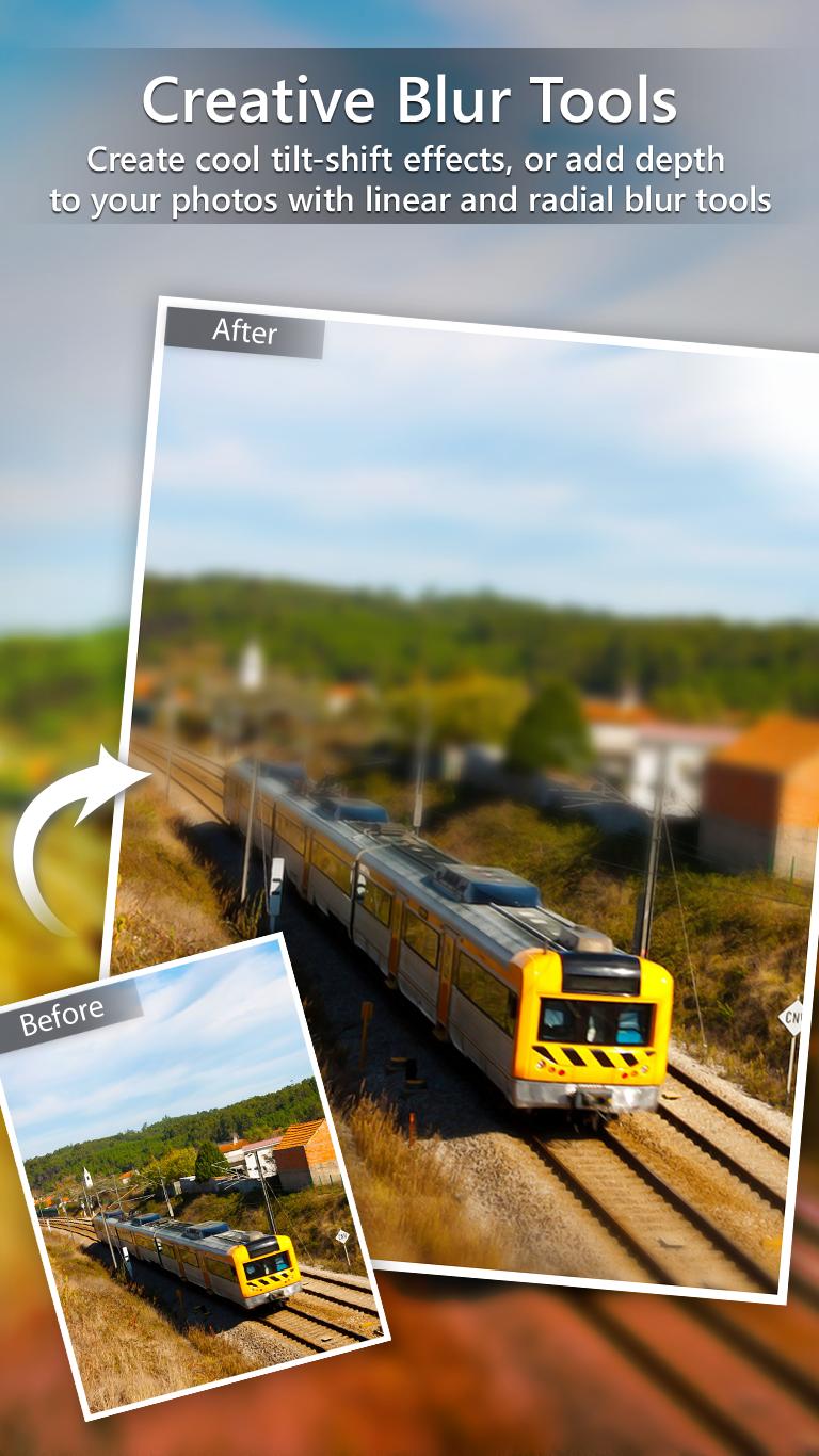 PhotoDirector Photo Editor App Screenshot 10