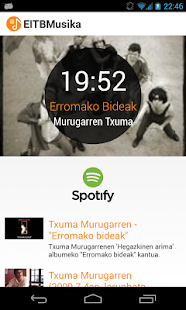 EITBMusika - screenshot thumbnail