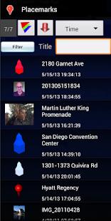 GPS Map - screenshot thumbnail