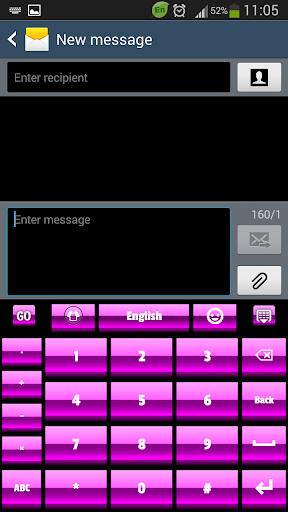 玩個人化App|ピンクのキーボード免費|APP試玩