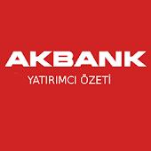 Akbank Yatırımcı Özeti