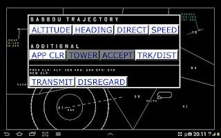 Screenshot of RadarContact