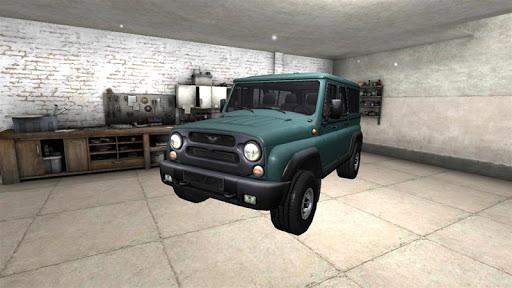Uaz Niva 4x4 Racing 3D