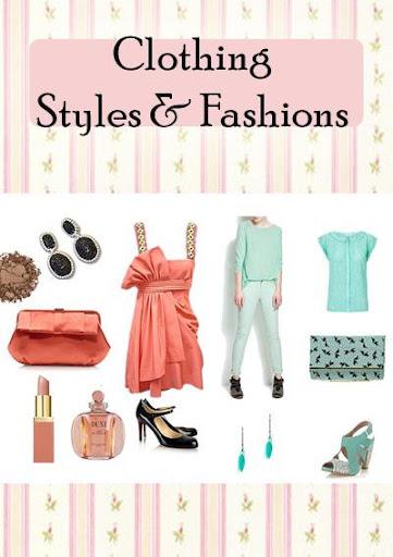 Clothing Styles Fashions