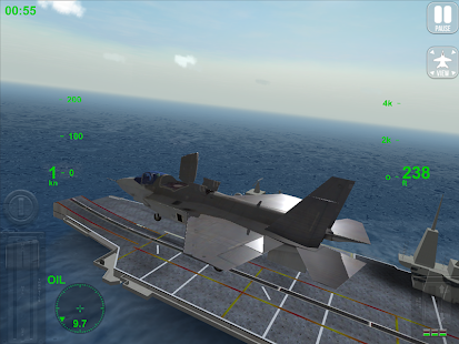 F18 Carrier Landing Lite- screenshot thumbnail