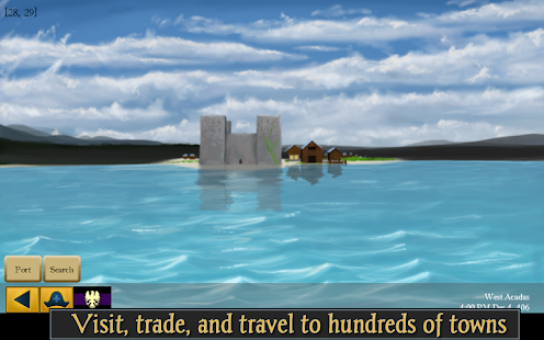 Age of Pirates RPG- screenshot thumbnail