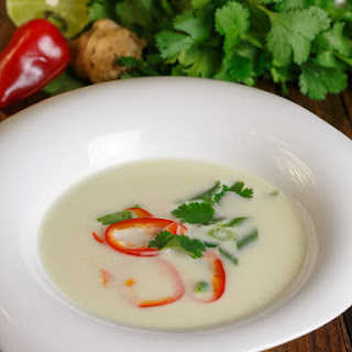 Tom Ka Gai - Coconut Chicken Soup My Way Recipe