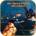 Air Navy Fights Simulator icon