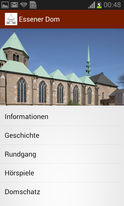 Essener Dom – Screenshot