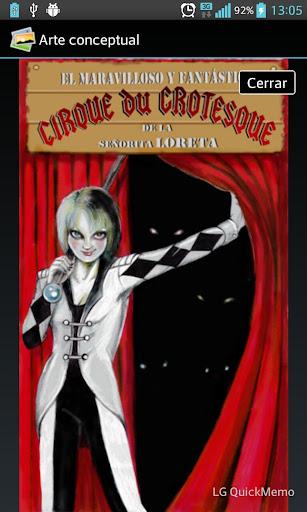 Cirque du Grotesque EA