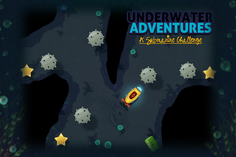 Underwater Adventures Free- screenshot thumbnail