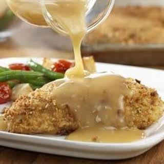 Crunchy Chicken and Gravy.