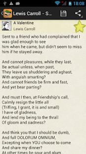 免費下載書籍APP|Famous poetry and poets (free) app開箱文|APP開箱王