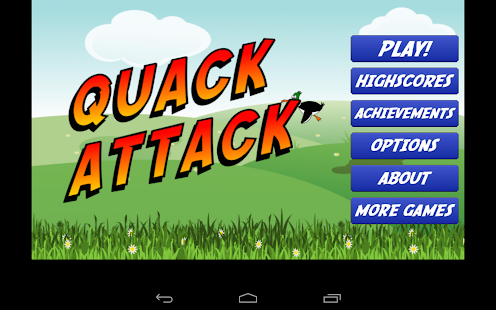 Quack Attack FREE Duck Hunt- screenshot thumbnail