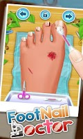 Screenshot of Toe Doctor - casual games