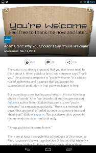 LinkedIn Pulse v4.1.13
