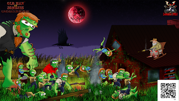 Screenshot of Oldman Vs Zombie survival Lite