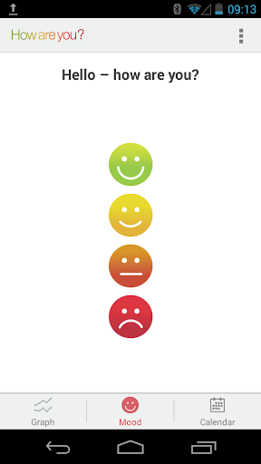 How Are You - Mood tracker