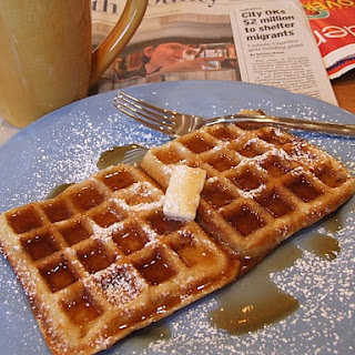 Buttermilk - Brown Sugar Waffles