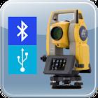 全站儀地形測量演示 icon