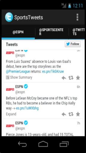 SportsTweets