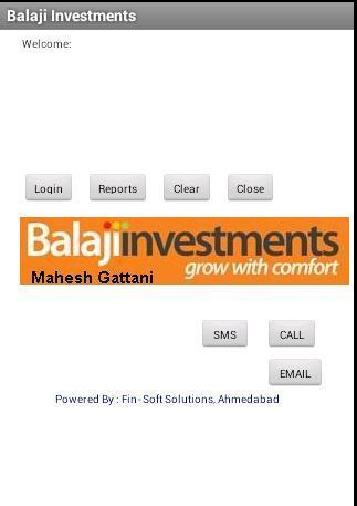 BalajiInvestments