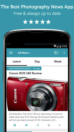 Photography News Reviews