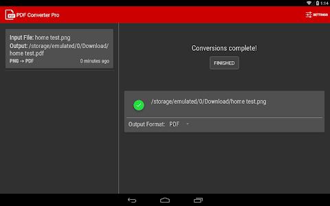 PDF Converter Pro v5.03