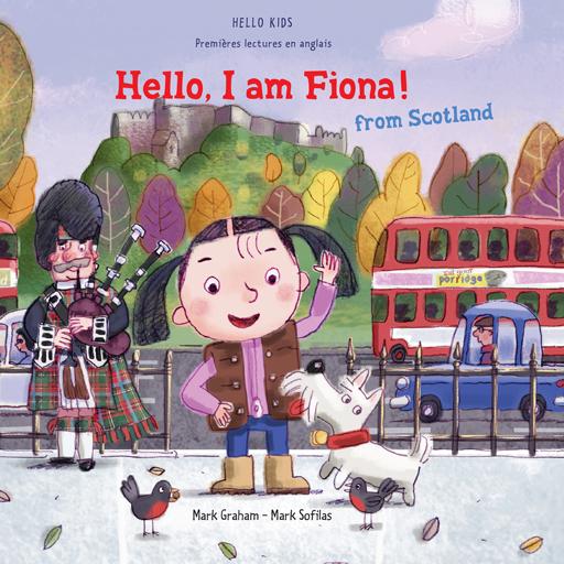 I am Fiona from Scotland