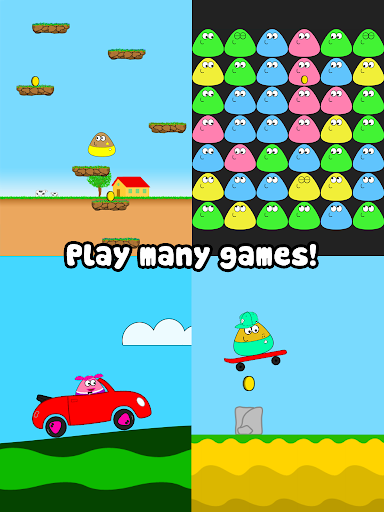 Pou  screenshots 12