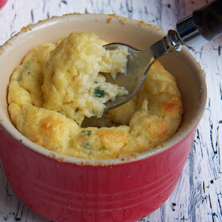 Zesty Crab Soufflé Recipe