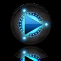 PowerAMP Status Bar Controller logo