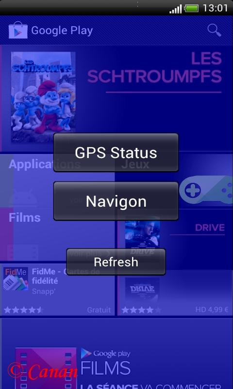 Auto Launcher Gps Screenshot 2
