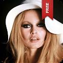 Brigitte Bardot Live Wallpaper logo