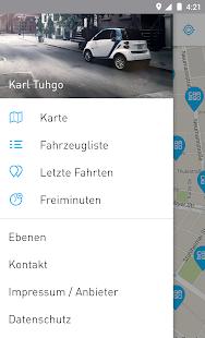 car2go - screenshot thumbnail