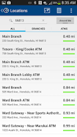 Screenshot of Central Pacific Bank