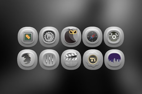 Timbul Icon Pack Screenshot