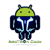Electron Disc Clock
