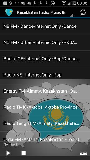 Kazakhstan Radio Music News