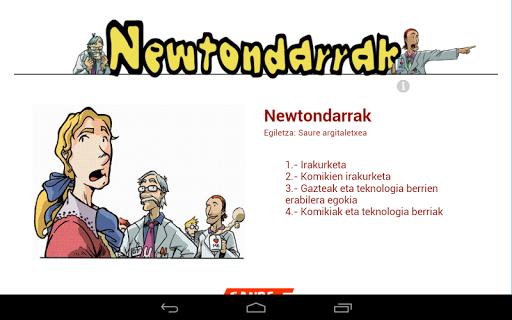 Newtondarrak