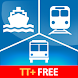 TransitTimes+ Free icon