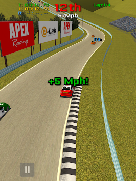 APEX Racing apk screenshot